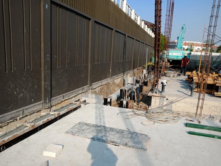 บริหารโครงการและคุมงานก่อสร้าง