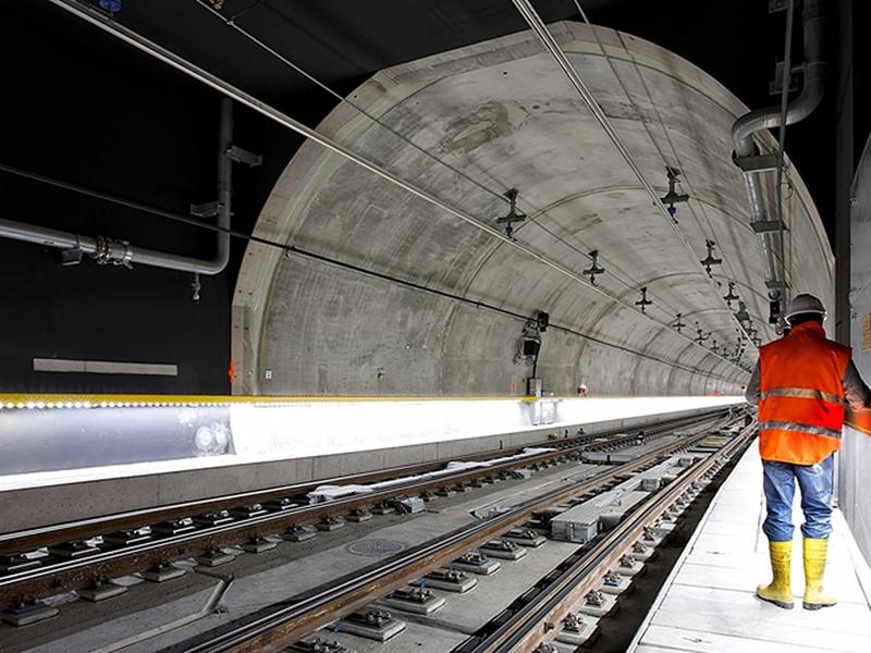 ระบบรางรถไฟ
